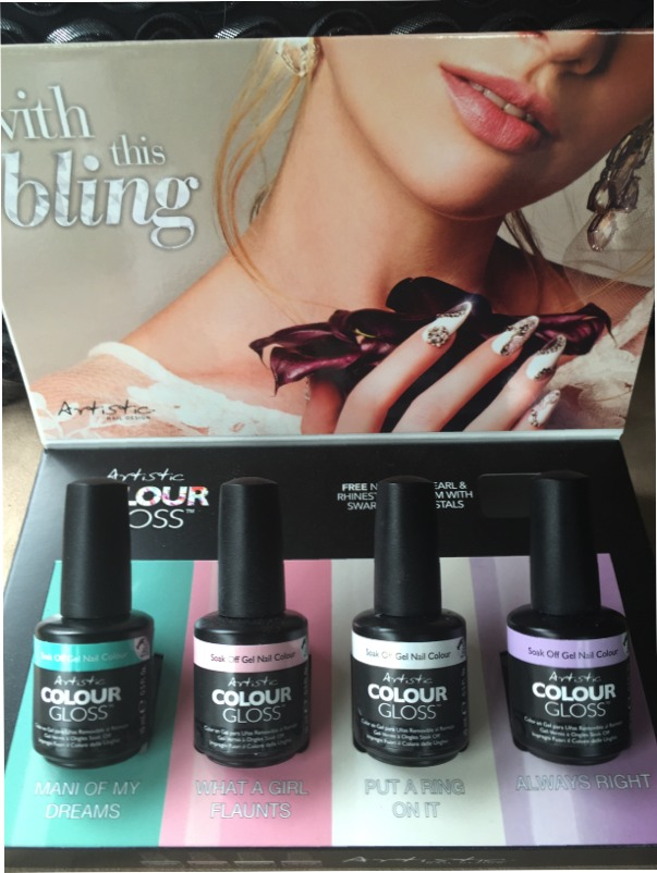Artistic Colour Gloss Catwalk Collection